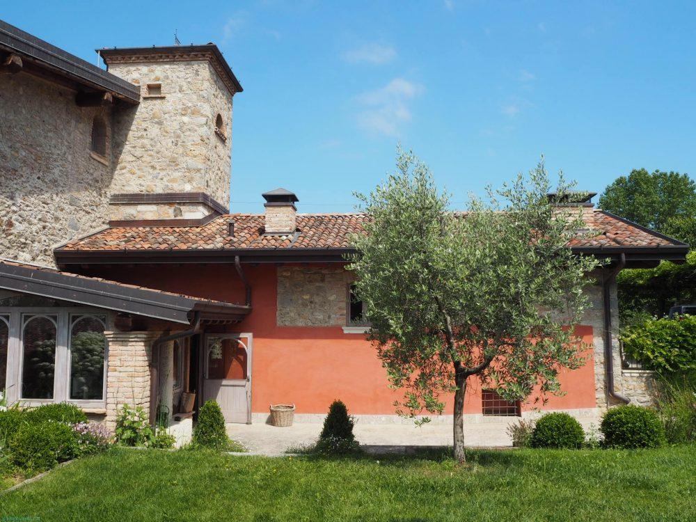 Die Villa Dei Campi Eine Oase Der Ruhe Am Gardasee Weltenbummel
